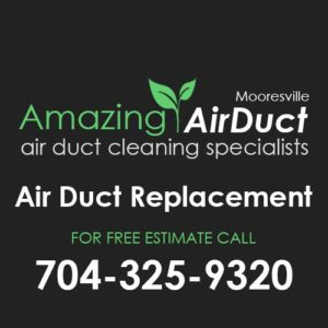 Air Duct Replacment Mooresville NC